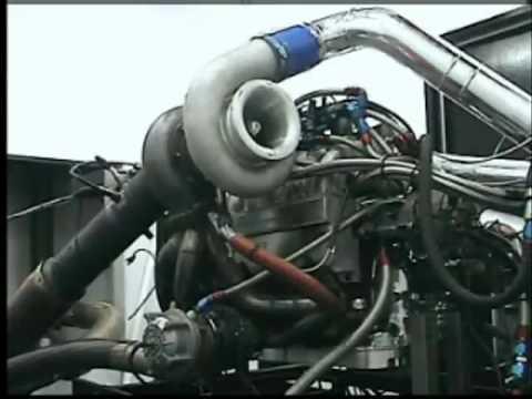 Motor turbinado Você acha que tem uma turbina no seu motor Então veja isso