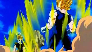 Goku goes Super Saiyan 2 For The First Time (HD)