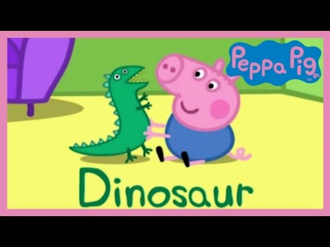 Learn the Alphabet with Peppa Pig