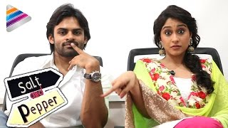 Subramanyam For Sale Movie Special | Salt and Pepper | Sai Dharam Tej | Regina | Telugu Filmnagar