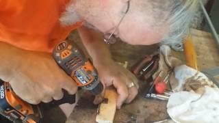 DIY Manual Seed Planter Part 1 of 3