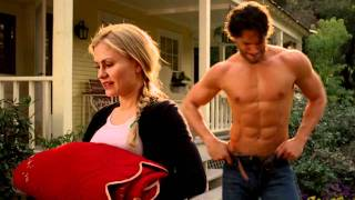 True Blood Season 4: Alcide Comes To Sookie's Aid (HBO)