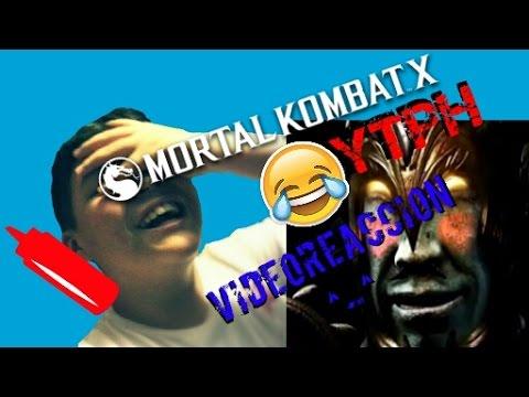 Xxx Mp4 El Video Sexy De Mortal Kombat YTPH Mortal Kombat X Video Reaccion 3gp Sex