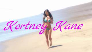 Kortney Kane at Beach