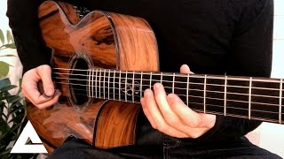 Canon in D - Pachelbel - Acoustic Guitar