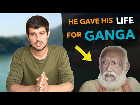 Xxx Mp4 Ganga The 40 Year Long Battle Of GD Agarwal Dhruv Rathee 3gp Sex
