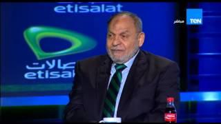 """ستاد TeN - ك/ طه اسماعيل """" مشكلة باسم مرسي انه عصبي و مش راضي عن جلوسه على مقاعد البدلاء """""""