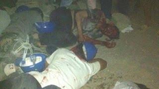 Biểu tình bạo loạn ở Vũng Áng, Hà Tĩnh: hơn 20 người chết
