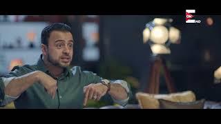 """برنامج حائر - مصطفي حسني يتحدث عن علاقة الموت بالإنسان """"من حب لقاء الله حب الله لقائه"""""""