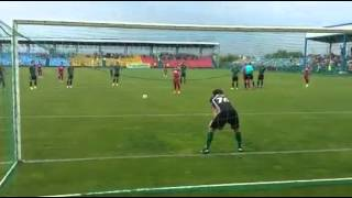 Penalty executat de Lirca - Voluntari - Arsenal Malu