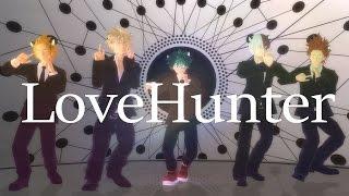 [MMD ヒロアカ BNHA] LoveHunter