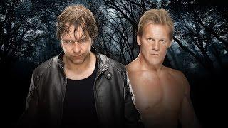 WWE Payback 2016 - Dean Ambrose Vs Chris Jericho