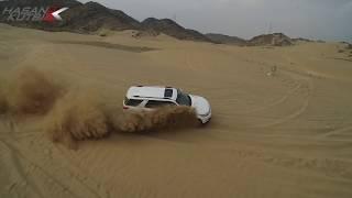 رحلة جدة رابغ ينبع مع شانجان سي اس ٩٥ ٢٠١٧  اختبار الصيف الحار   حسن كتبي
