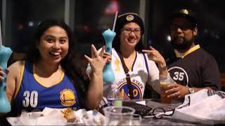 Filipino Heritage Night with the Golden State Warriors