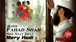 Mery Hadi Hain Madine Wale | Hafiz Fahad Shah | Beautiful Lyrics Of Jigar Muradabadi | Zaitoontv