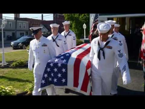watch MILITARY FUNERAL -  SAMANTHA N  STOVER   OS2, United States Navy, 2, 4  August 2016
