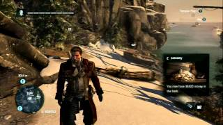 Assassin's Creed: Rogue - Templar Artifacts Guide (Treasure Maps)