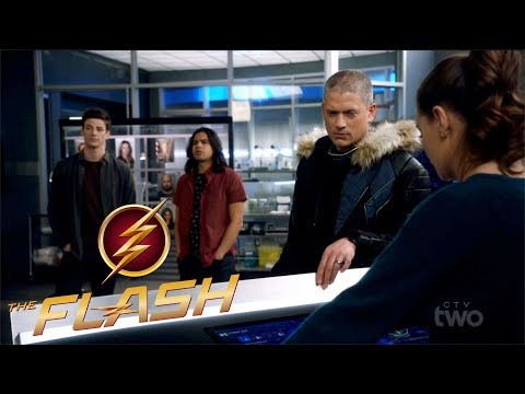 Xxx Mp4 Leonard Snart Siren X Travel To Earth 1 With Barry – The Flash 4x19 3gp Sex