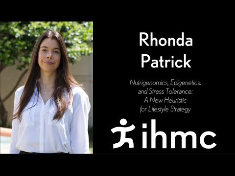 Xxx Mp4 Rhonda Patrick Nutrigenomics Epigenetics And Stress Tolerance 3gp Sex