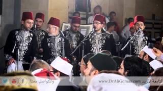 حفل رأس السنة الهجرية 1437 بحضور أ.د علي جمعة وفرقة الرضوان السورية بمسجد فاضل