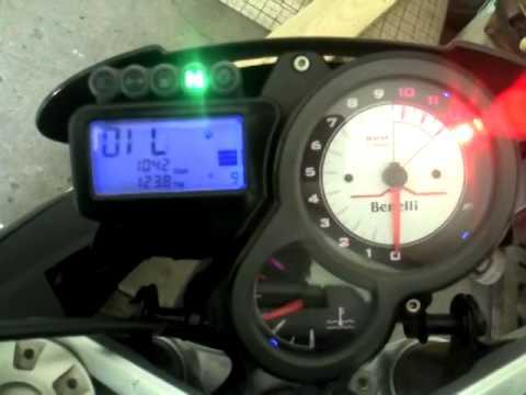 water temperature indicator