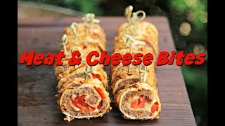Meat & Cheese Bites