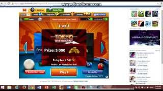 Hack Money And Coin In 8 Ball Pool By Cheats Engine 6.4 Work 100 %