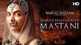 Best Dialogues Of Deepika Padukone   Bajirao Mastani