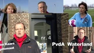 Stem op Alexander Kaars, PvdA Waterland nr  4