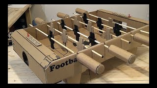 Wow! Amazing DIY||How to make a Football Tables|| Soccer Table|| From Cardboard