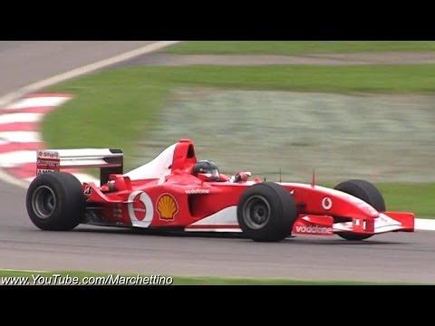 BEST Formula 1 Sounds V6 V8 V10 and V12