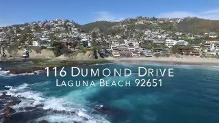 KASE REAL ESTATE: 116 Dumond Dr, Laguna Beach 92651
