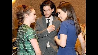 Game Of Thrones The Most Interesting And Funniest Interview With Actors, GOT Funny Moments 2017