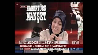 PAMER Başkanı Doç. Dr. Merve Kavakçı İslamofobiyi Habertürk Manşet'te değerlendirdi.