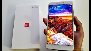 2017 Powerful Snapdragon GIANT - Xiaomi Mi Max 2 Review - GET 5% OFF