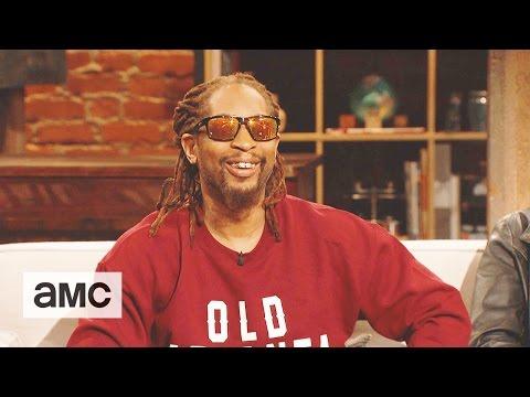 Talking Dead Lil Jon Eugene s Grill & Dwight s Vulnerability Highlights Ep. 711