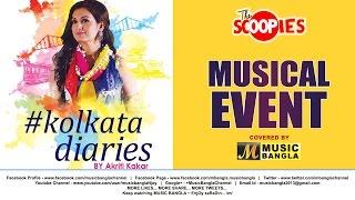 KOLKATA DIARIES - Akriti Kakar - Single Album Launch - 26th July 2014