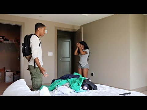 I BROKE UP WITH DE ARRA prank