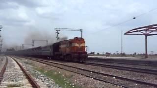 Mumbai to Chennai SuperFast Express  (I Love This Beat)