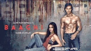 Baaghi: Be A Rebel FIRST LOOK Poster & Stunts On Sets By Tiger Shroff, Shraddha Kapoor