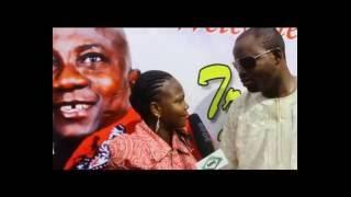 Nollywood Actor & Comedian Sanyeri's Wedding in Lagos