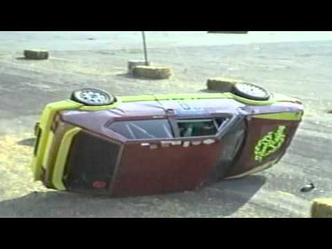 Accidentes espectaculares Crashes 7º