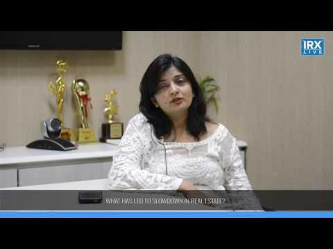 Exclusive interview Asha Singh, AVP Marketing, 360 Realtors LLP  on IRX LIVE