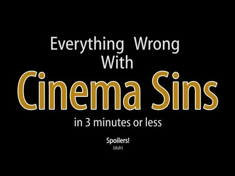 Xxx Mp4 Everything Wrong With Cinema Sins In 3 Minutes Or Less 3gp Sex