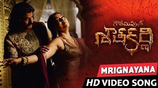 Mrignayanaa Full Video Song | Gautamiputra Satakarni | Balakrishna, Shriya | Chirantan Bhatt