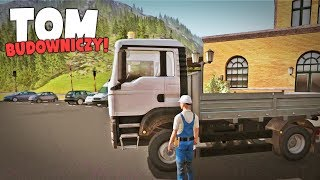 Tomek Budowlaniec! | Construction Simulator 2015