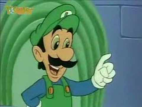 YouTube Poop-Mario & Luigi:Perverts in Time
