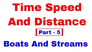 Time Speed and Distance For IBPS PO | SSC CGL [In Hindi] Part 5