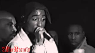 (2015)  2Pac - Walk With A Thug (Remix)