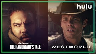 The Handmaid's Tale and Westworld - Two Worlds. One Premiere Week - Teddy and Luke